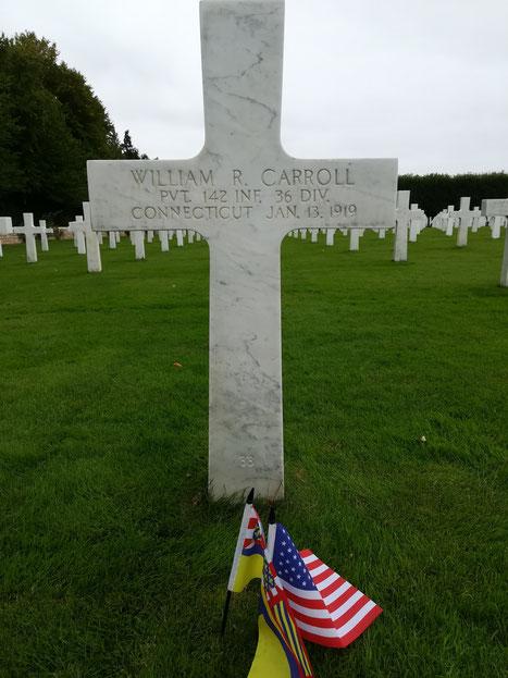 Tombe de William - William's grave - FindaGrave.com