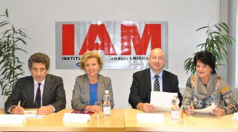 25 Jahre Institut für Arbeitsmigration im Oktober 2015