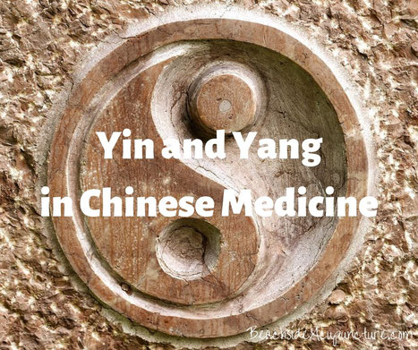 Yin and Yang in Chinese Medicine - BeachsideAcupuncture.com blog post about the meaning of the yin-yang symbol