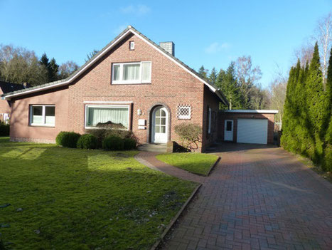 Einfamilienhaus in Weddingstedt, vermittelt von Diedrich und Diedrich Immobilienmakler