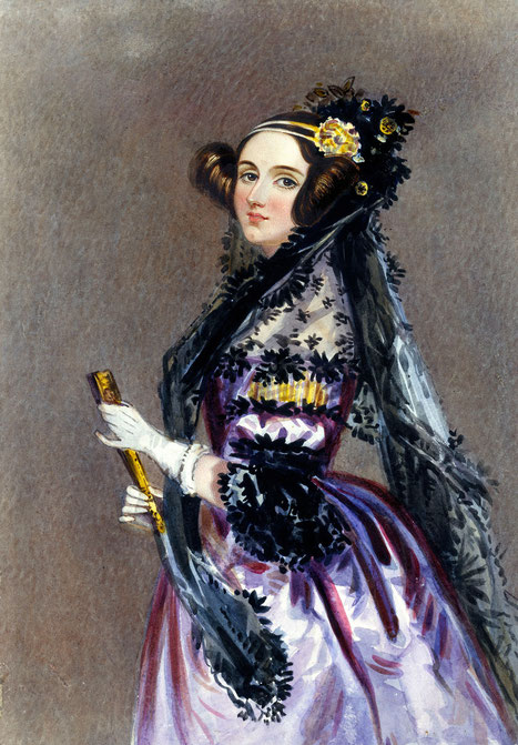 Ada Byron, comtesse de Lovelace