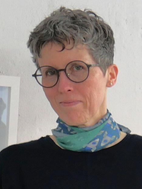 Portrait Anette Riebel-Mehne