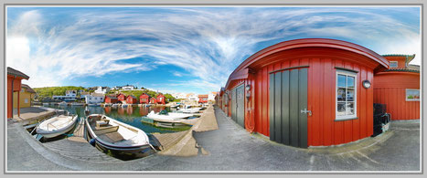 Lindesnes, Norwegen; Hans Jutzi; Panormaphotografie; PTGui; Bildershop