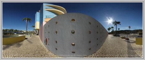 Albufeira, Portugal; Hans Jutzi; Panormaphotografie; PTGui; Bildershop