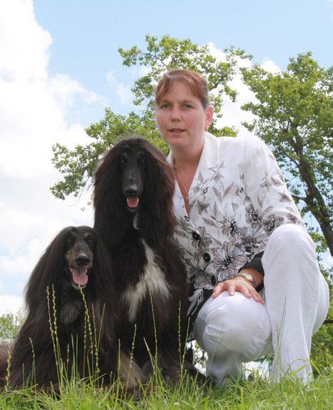Venya, Amelie & ich in Aarau (CH) Juni 2012