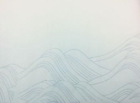 波部分拡大
