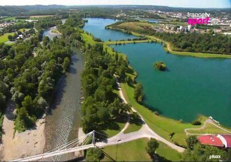 lac et étang du domaine d'IKTUS