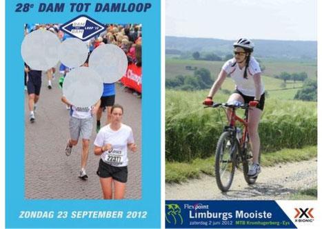 dam tot dam loop Limburgs mooiste hardlopen fietsen leefstijl leefstijlhotel Limburg uitlaatklep ontspanning