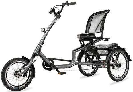 Dreirad für Erwachsene Pfau Tec Trizon