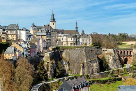 Luxemburg Kasematten