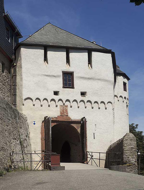 Marksburg bei Braubach Rhein