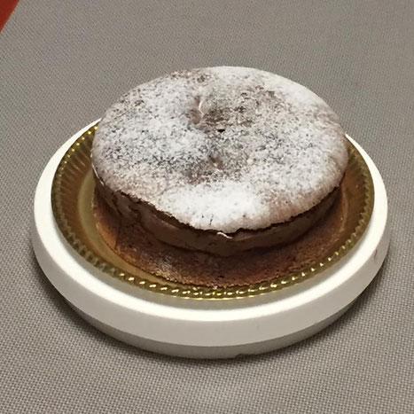 ケーキ仕上げ