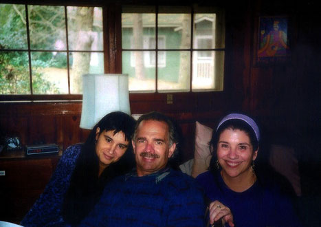 Jeff with Nan Wicker ( L ) and Jane Viscardi Mossman
