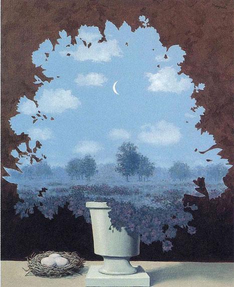 "R. Magritte, ""La terra dei miracoli"" (1964)"