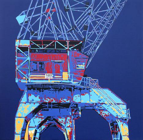 Crane Oslo Norway