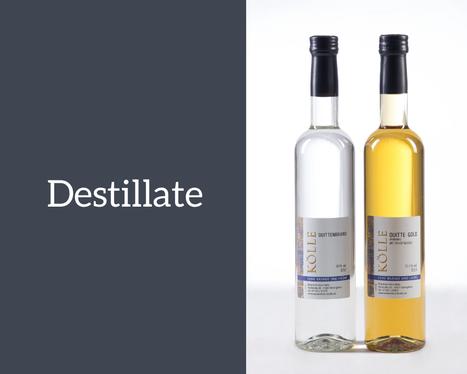 Destillate Weinkellerei Kölle