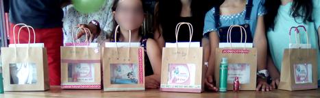 atelier cosmétique naturel anniversaire enfant ado fête