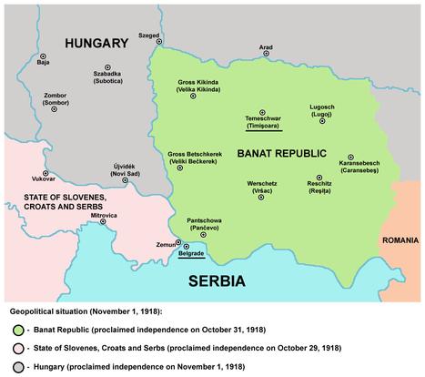 http://de.wikipedia.org/wiki/Banater_Republik