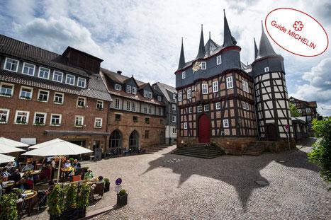Hotel Sonne direkt am Marktplatz von Frankenberg