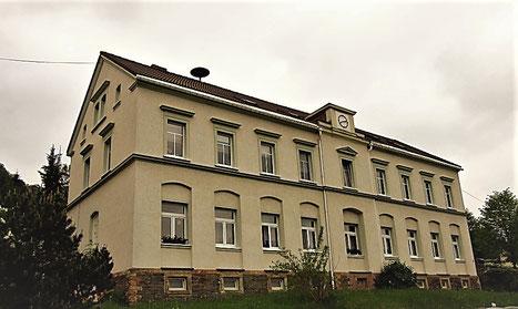 Das ehemalige Schulgebäude heute