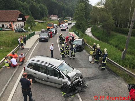 © Freiwillige Feuerwehr Krumbach