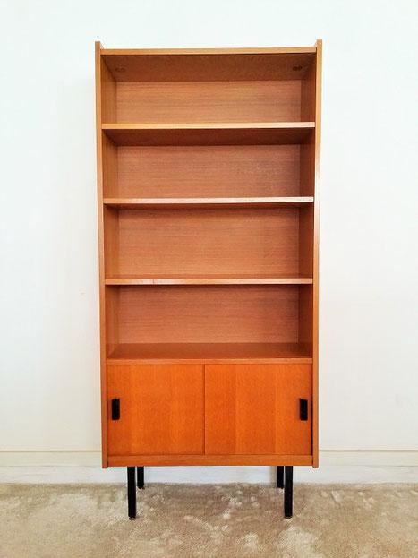 Bibliothèque vintage années 50