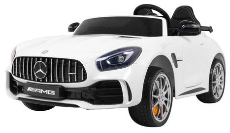 Mercedes AMG GT R/2 Sitzer/Sonderedition/Kinderauto/Kinder Elektroauto/weinrot lackiert/lizensiert/