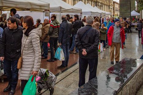 farmers market for organic balancing food