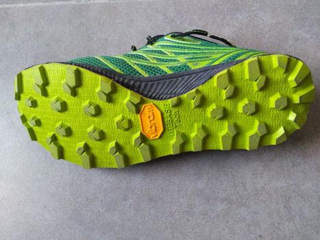 comment choisir sa chaussure de running trail test shoes merrell vibram