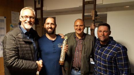 Klaus-Werner Schäfer, Stephan Runte, Carsten Buchardt, Jörg Hirschfeld