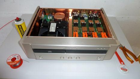 Denon DCD 3500RG