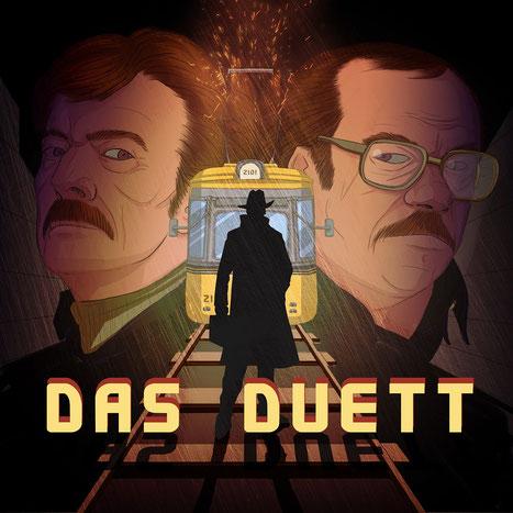 CD-Cover Das Duett