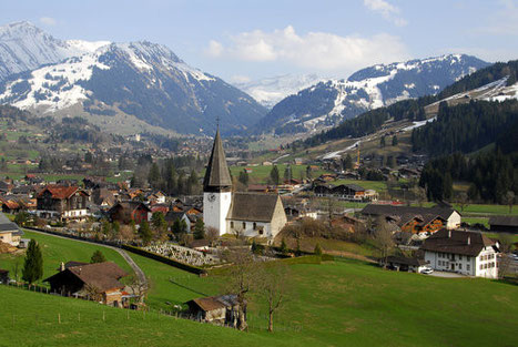 Die meisten pauschalbesteuerten Ausländer im Kanton Bern wohnen in Gstaad.