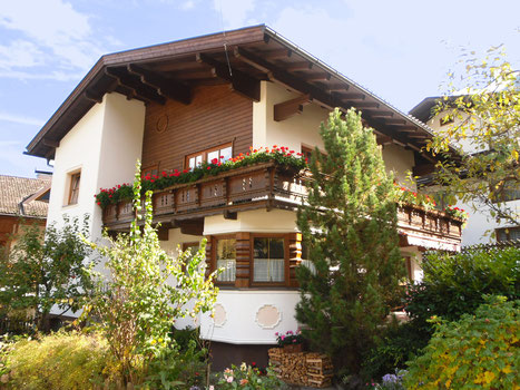 Haus Maria im Sommer
