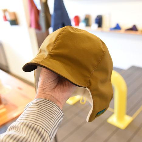 耳付き帽子