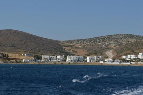 Strand von Maltezana