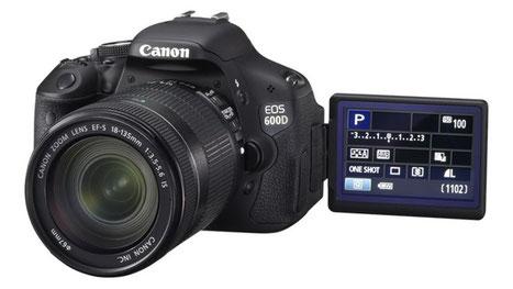 Canon Eos 600 Da