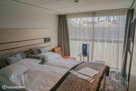 nickoSPIRIT Kabinen mit absenkbarem Panoramafenster