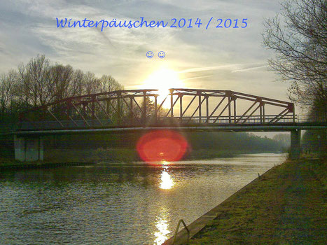 ~ Bild: Winterpäuschen 2014 / 2015 ☺☻ ~