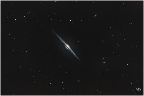 Bild: needle galaxy NGC4565