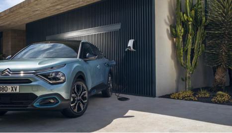 Energiegeladenen und selbstsicheren Auftritt - der neue Citroën C4