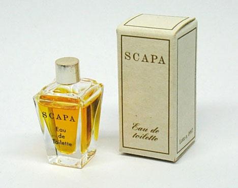 SCAPA - EAU DE TOILETTE MINIATURE