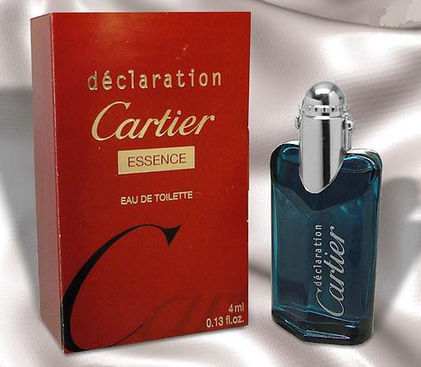 DECLARATION ESSENCE - EAU DE TOILETTE 4 ML - BOÎTE DIFFERENTE DE LA PRECEDENTE