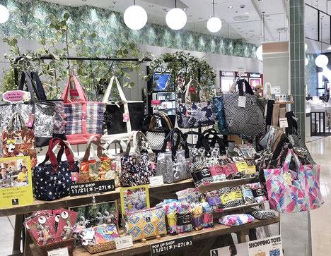 2019年11月 東急町田ツインズPOP-UP