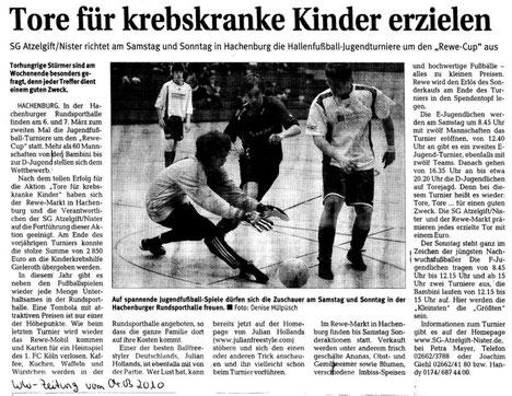 WW-Zeitung vom 04.03.2010 / Klicken zum Vergrößern