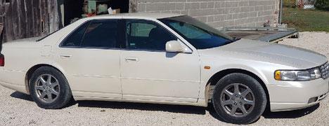 Cadillac STS 4,6L V8