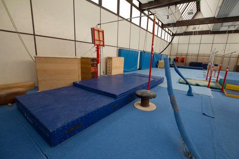 Geratturnen Akrobatik Bewegungskunste Turncampus Muenchen