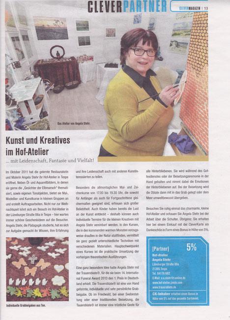 Lüneburger Zeitung, 03.03.2015