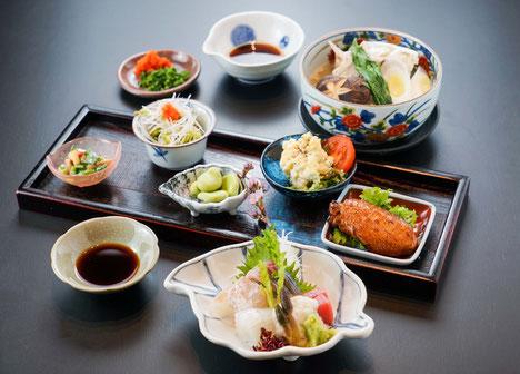 酒肴コース 2000円 料理 イメージ