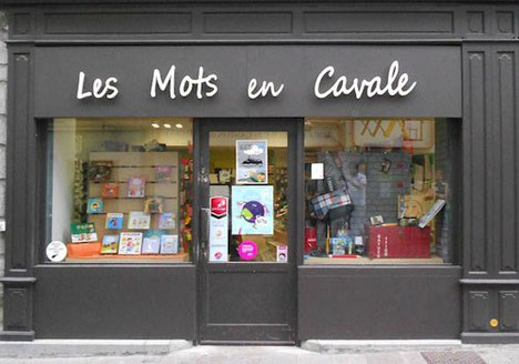 Librairie les Mots en Cavale Rumilly